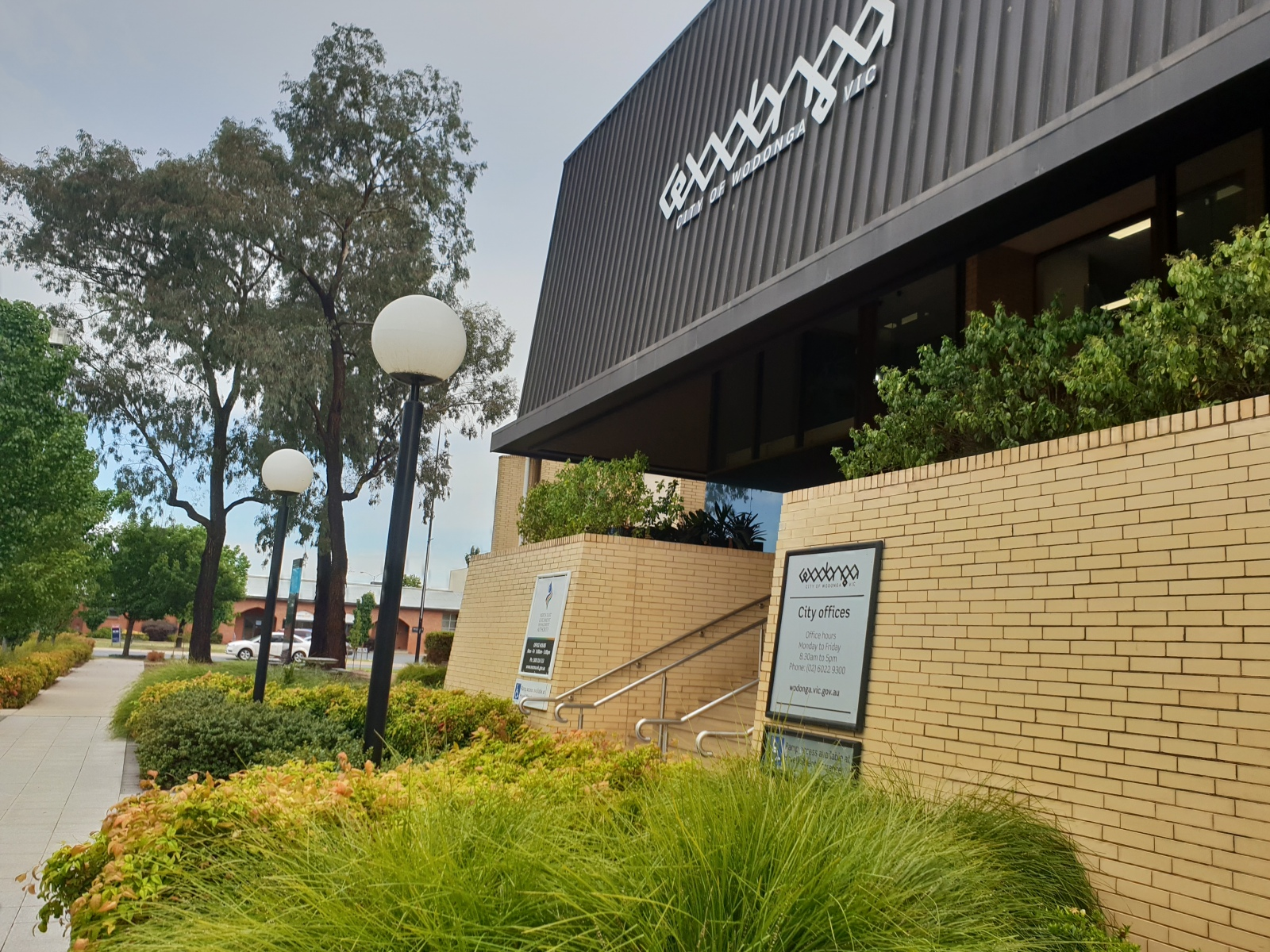 Wodonga City Council Offices